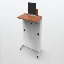 ISE Electric Lectern