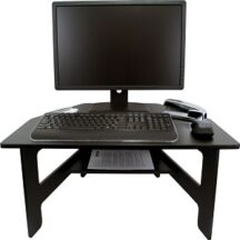 Victor DC100 High Rise Stand-Up Desk Converter