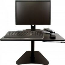 Victor DC200 High Rise Adjustable Stand-Up Desk Converter