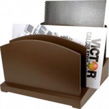 Victor Tech B8601 Mocha Brown Incline File