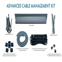 iMovr Cable Management Kit