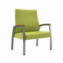 Allseating Foster Upholstered Patient Bariatric