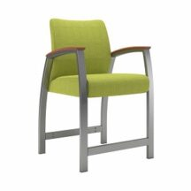 Allseating Foster Upholstered Patient Hip Chair