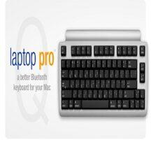 Matias Ergonomics Laptop Pro keyboard