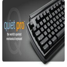 Matias Ergonomics Quiet Pro keyboard