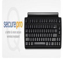 Matias Ergonomics Secure Pro keyboard