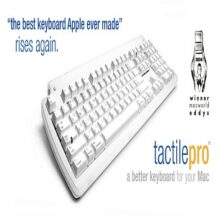 Matias Ergonomics Tactile Pro keyboard