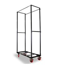 Mayline Event Series Folding Chair Stack Cart