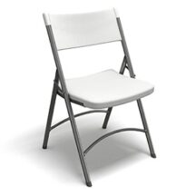 Mayline Event Series Heavy Duty Folding Chair