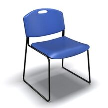 Mayline Event Series Stack Chair