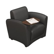 Mayline Santa Cruz Mobile Lounge Chair