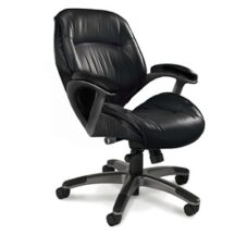 Mayline Ultimo Series 100 Mid Back Chair