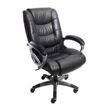 Mayline Ultimo Series 500 High Back Chair