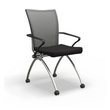 Mayline Valore High Back Chair w Arms