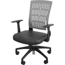 Moorecoinc Balt Fly Chair Mid Back Office Chair