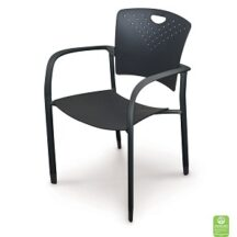 Moorecoinc Balt Oui Stacking Chair