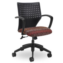 Seating Inc EDU2 Perforated Swivel Chair