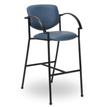 Seating Inc Edu2 Stool 4 leg Chair