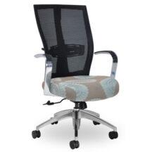 Seating Inc Grid SQ Swivel Chair