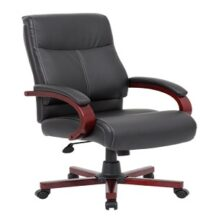 Boss B19001-BK Executive Chair