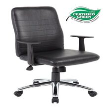 Boss B431-BK Retro Task Chair
