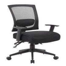 Boss B6716 BK Task Chair