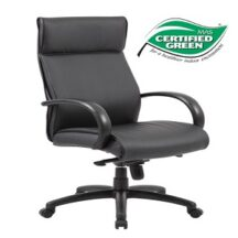Boss B7712-BK Executive Chair