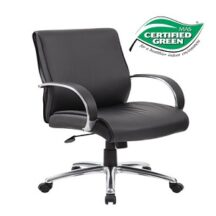 Boss B7716A-BK Executive Chair