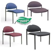 Boss B9505 Stacking Chair