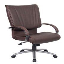 Boss B9701P-BB Executive Chair