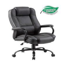 Boss B992-BK Heavy Duty Executive Chair