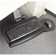 Cotytech Keyboard Tray Fully Adjustable Low Profile KS-839