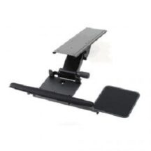 Cotytech Keyboard Tray Fully Adjustable w Clamp and Spring