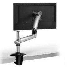 Cotytech Monitor Stand Expandable w Spring Arm Silver