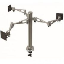 Cotytech Triple Monitor Stand w Full Swing Arms DM-31A2