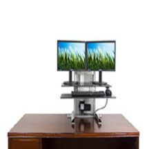 Ergotech One Touch Free Stand