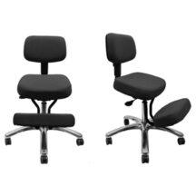 Jobri BetterPosture Jazzy Kneeling Chair Black BP1446BK