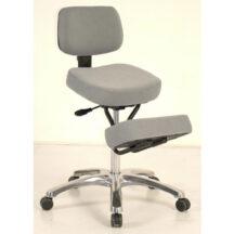 Jobri BetterPosture Jazzy Kneeling Chair Grey BP1446GR