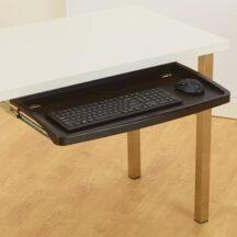 Kensington Under Desk Comfort Keyboard Drawer with SmartFit System