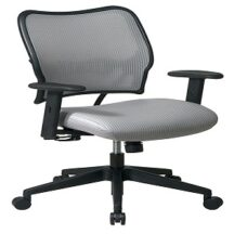 Office Star 13-V22N1WA Deluxe Shadow VeraFlex Back Chair