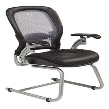 Office Star 3685 Light Air Grid Back Visitors Chair