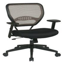 Office Star 55-38N17 Professional Latte Air Grid Back Managers Chair