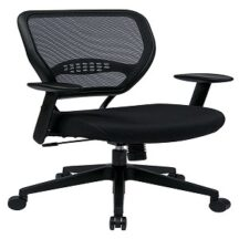 Office Star 5500 Professional Dark Air Grid Back Managers Chair