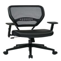 Office Star 5700E Professional Dark Air Grid Back Managers Chair