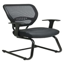 Office Star 5705 Professional Air Grid Back Visitors Chair