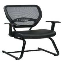 Office Star 5705E Professional Air Grid Back Visitors Chair