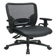 Office Star 6876 Professional Dual Function Dark Air Grid Back Chair