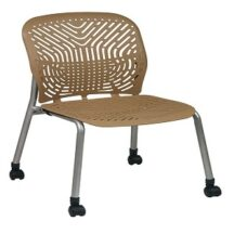 Office Star 801-886AC SpaceFlex Seat and Back Visitors Chair