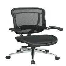 Office Star 818A-11P9C1C3 Executive High Back Chair