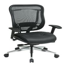 Office Star 818A-41P9C1A8 Executive High Back Chair